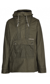 ZERO RANKIN STRETCH ANORAK