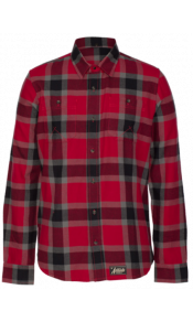 BAKER TECH FLANNEL SHIRT