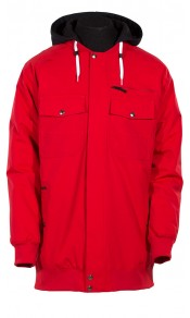 Harlaut Insulated Jacket  (Henrik Harlaut Sig.)