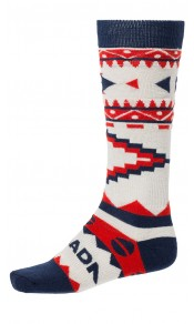 Носки W's Double Diamond Merino Ski Sock (Women's Sizing)