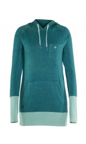 FEATHER PULLOVER HOODY