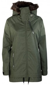 Isis Jacket (Long Fit)