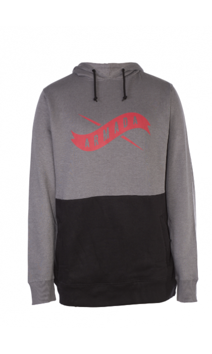MULTIPLY PULLOVER TECH HOODIE