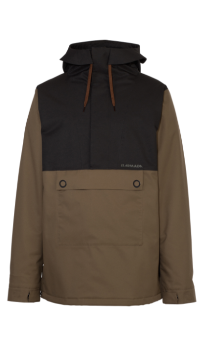 RANKIN STRETCH ANORAK