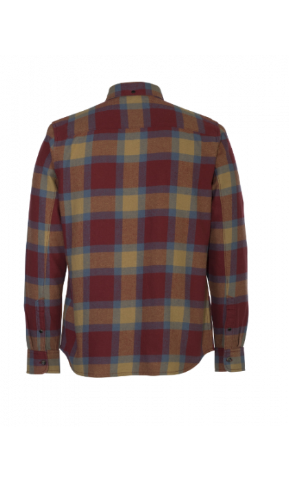 BAKER FLANNEL SHIRT