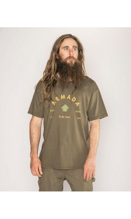 IN THE TREES TEE