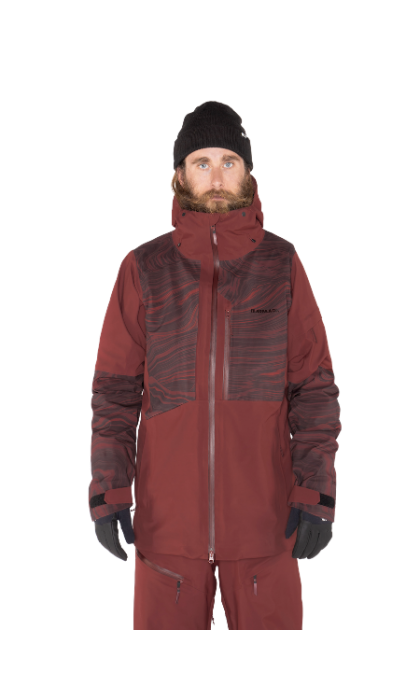 EVERS GORE-TEX® 3L JACKET