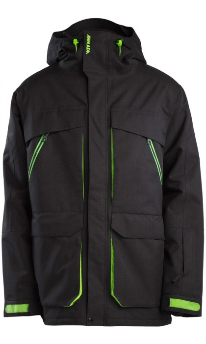 Borderline Insulated Jacket