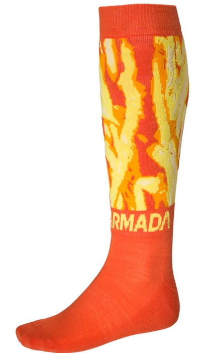 Take Out Ski Sock Two-Pack