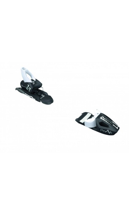 Крепления TYROLIA  PEAK 11  w/o brake solid black/white 3 - 11 DIN