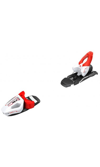 Крепления Tyrolia SX 10 BRAKE 78 [E] [J] white/red 16/17