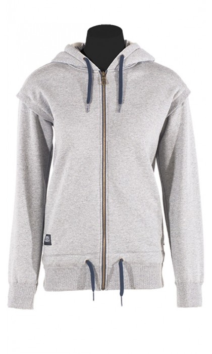 Cloud Full-zip Hoody