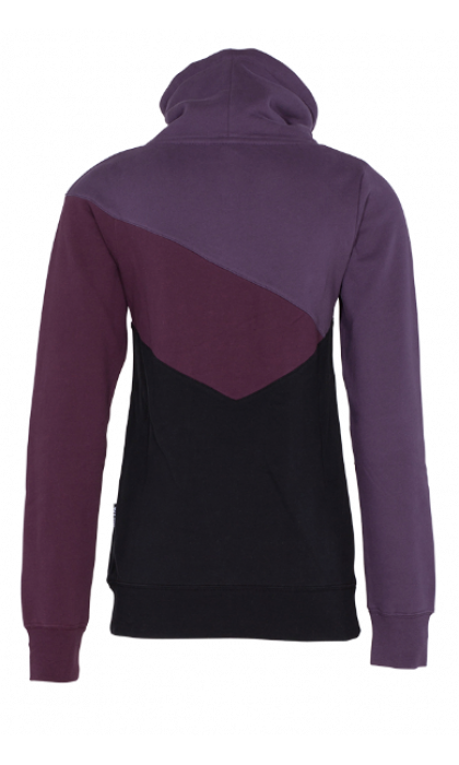 INCLINE FUNNEL-NECK SWEATSHIRT
